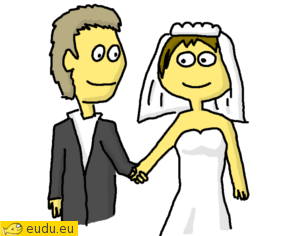 Ik en mijn vrouw met een vriend